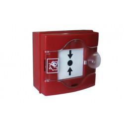 Pulsante allarme incendio EXP5