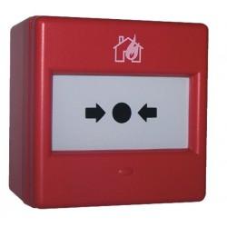 Pulsante allarme incendio 2570