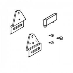 ART. 690203 - Supporto sinistro laterale completo di magnete e viti