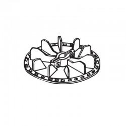 ART. 690216 - Disco divisore con ventola di raffreddamento