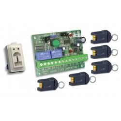ART. 230214 - Kit chiave elettronica mod. SK103-5K