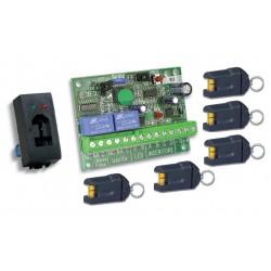 ART. 230216 - Kit chiave elettronica mod. SK103NL-5K
