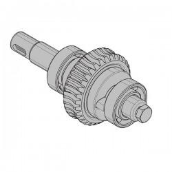 ART. 690308 - Albero di trascinamento completo per MEC 200 Verticale