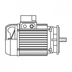 ART. 690364 - Motore elettrico trifase da 1CV per MEC 200