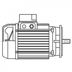 ART. 690428 - Motore elettrico trifase da 1,5CV per MEC 200