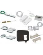 Sensori antifurto di tipo magnetico, meccanico, sismico e inerziale